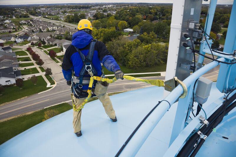Курсы по охране труда при работе на высоте